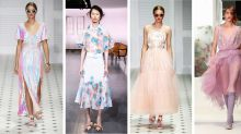 The prettiest dresses from London Fashion Week