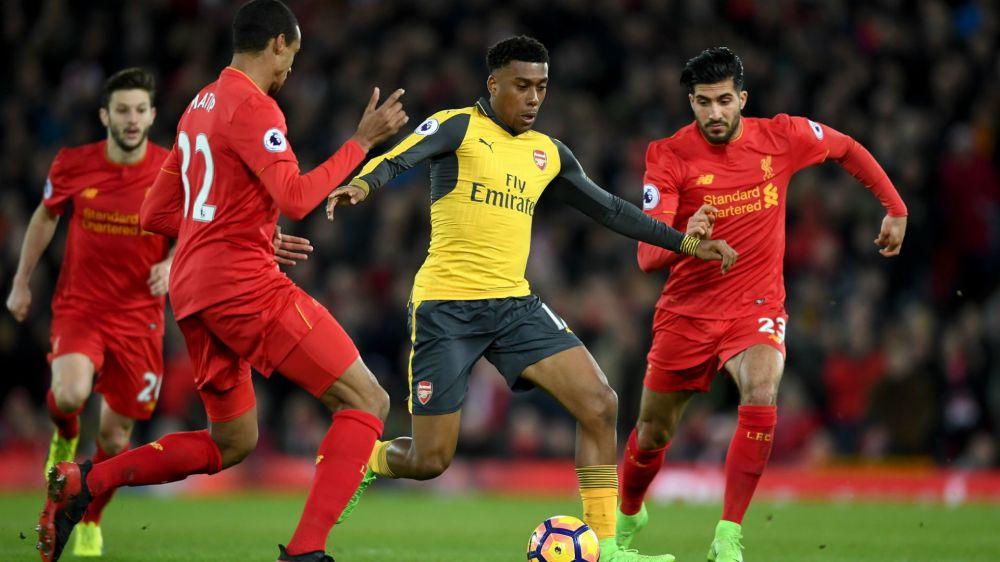 Iwobi needs to stay and fight for Arsenal shirt, says Okocha