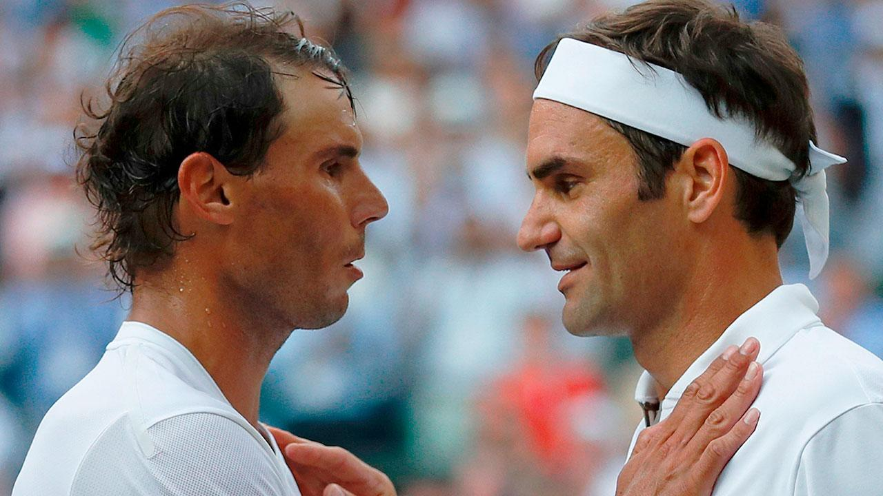 'It's a dream': Roger Federer and Rafa Nadal in 'special' million-dollar match