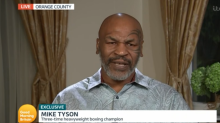 'Boxing saved me from gang life': Mike Tyson weighs in on the knife crime debate
