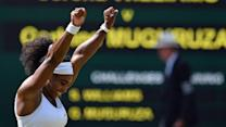 Serena Williams Wins Sixth Wimbledon Championship