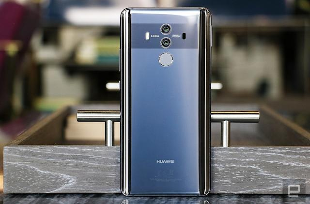 Huawei's Mate 10 Pro is available to pre-order in the US