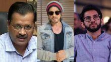 Shah Rukh Khan's Humble Replies to Arvind Kejriwal and Aditya Thackeray Win Hearts