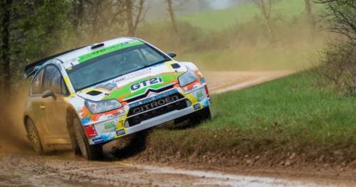 Rallye - ChF (terre) - Causses - Cuoq a été intraitable tout le week-end