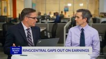 RNG Gaps Out On Earnings