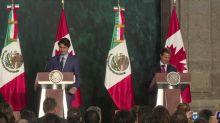 """Canadá y México quieren TLCAN para """"ganar"""", a pesar de Trump"""