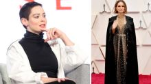 Rose McGowan Dismisses Natalie Portman's Oscars Outfit Honoring Female Directors As 'Deeply Offensive'