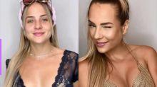 Gabi Martins faz desafio de maquiagem em vídeo