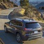 2019 Jeep Cherokee gets IIHS Top Safety Pick rating