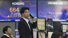 Global markets lower amid uncertainty about US-China trade