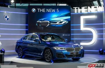 傳承與創新之間 改寫中大型豪華房車定義 BMW 530i M Sport
