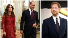 Prince Harry snubs Prince William and Kate Middleton's glitzy palace event