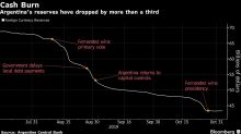 Argentina Is Running Dangerously Low on Dollars to Pay Back Debt