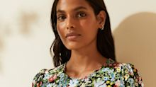 M&S' sell-out Ghost collection is back: 15 dreamy dresses you have to see