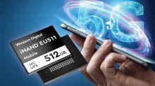 Western Digital's UFS 3.0 EFD Empowers 5G Mobility