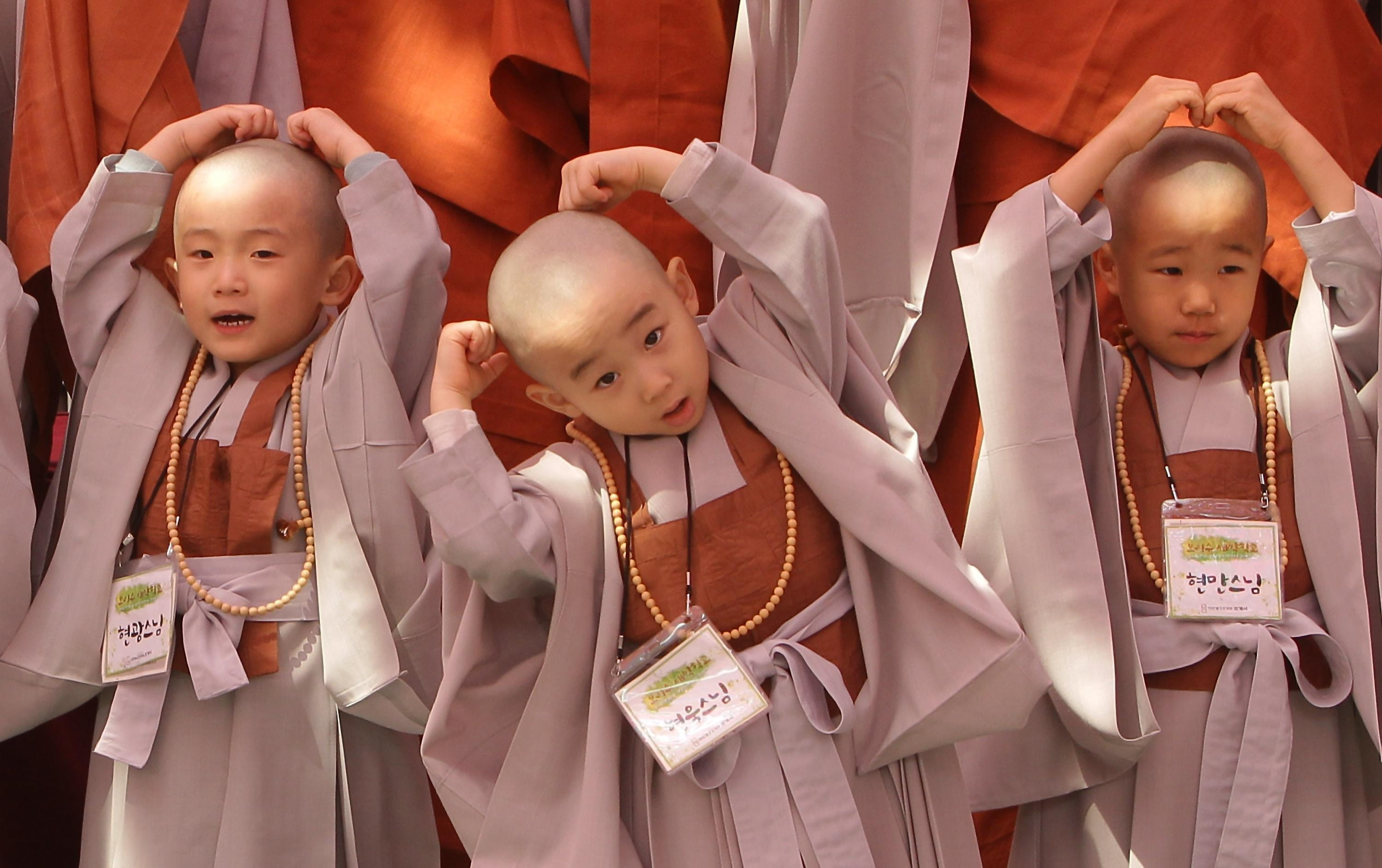 how to become zen buddhist monk
