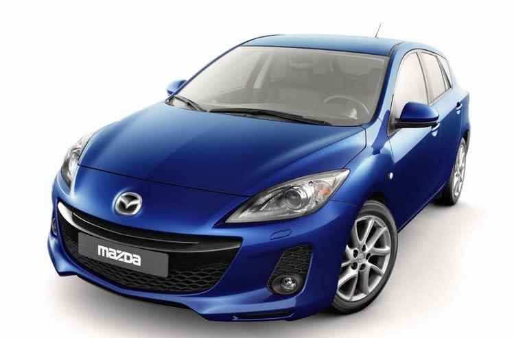 Mazda Mazda3為進口車壇裡最暢銷的轎車/掀背車,也深受年輕族群喜愛,以624台拿下3月進口轎車冠軍