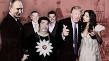 Miss Universe in Moscow: How Trump's beauty contest spawned a business deal with Russians and a bond with Putin