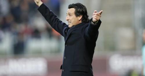 Foot - L1 - PSG - Unai Emery (PSG) : «Mentalement l'équipe a souffert» à Metz