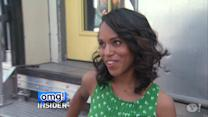 Kerry Washington Reacts to Emmy Nom and Flashes Wedding Bling