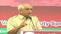 India struggling due to Nehru's poor policies: Jaswant