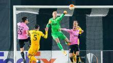 Spurs scrape through in Europa League