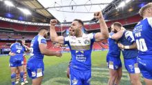 Luke Gale's late drop goal grabs Challenge Cup for Leeds from Salford
