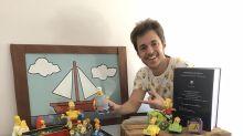 """Alejandro Tovar: """"Poner un punto final a Los Simpson es difícil, porque seguirá mientras le demos motivos para hacer sátira sobre la sociedad"""""""