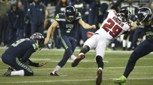 Walsh woe as Falcons squeeze home over Seahawks