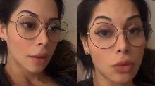 """Mayra Cardi mostra conversa de ex com prostituta e fala de mais de 50 traições: """"Asqueroso"""""""
