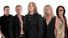 Def Leppard's Joe Elliott talks long-overdue Rock Hall induction: 'We crushed the fan vote'
