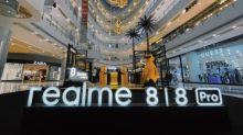 Hanya sampai Akhir Pekan, Store realme 8 Hadir di Mall Central Park