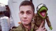 Logan Goes to War With Kermit