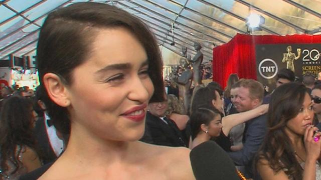 Emilia Clarke On 'Game Of Thrones' Season 4: How Does Daenerys Targaryen Get On A Throne?