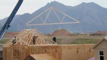 Inicios construcciones de casas EEUU caen a mínimo de un año