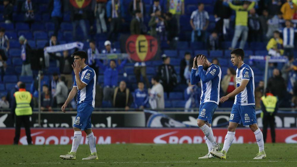 Conflicto entre los filiales de Barcelona y Espanyol