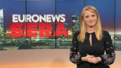 Euronews Sera   TG europeo, edizione di mercoledì 23 ottobre 2019