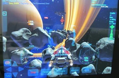 GDC 2013: Hands-on with Vendetta Online on the iPad