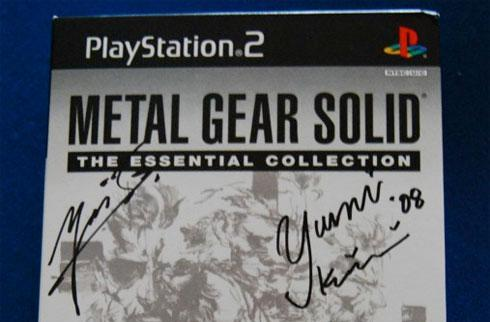Ask Joystiq: What's essentially in the MGS collection?