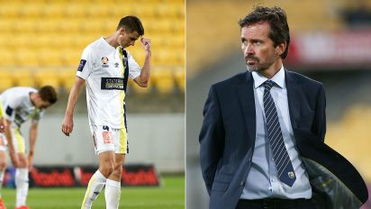 Mariners sink to sorry new A-League low