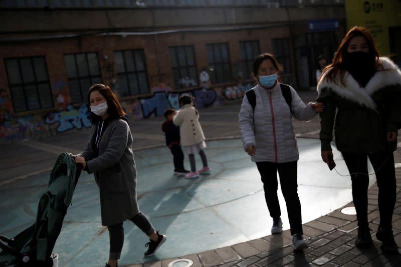 Mainland China reports 28 new coronavirus cases on November 4 vs 17 a day earlier