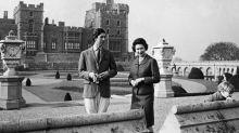 15 fotos de Isabel II en el castillo de Windsor, donde permanecerá los próximos meses