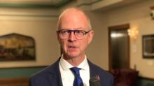 Ches Crosbie calls for review of his own leadership, acknowledges lack of charisma