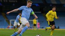Data-driven De Bruyne key to breaking Man City's Champions League complex
