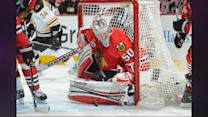 Corey Crawford Blackhawks Extension Announced