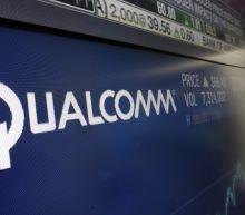 Qualcomm's antitrust ruling sinks stock