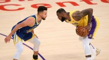 Curry, James showdown as Lakers-Warriors clash