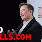 Elon Musk considered buying justballs.com domain