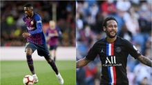 PSG aceita oferta do Barcelona de Dembélé e mais de R$ 485 milhões por Neymar, afirma TV