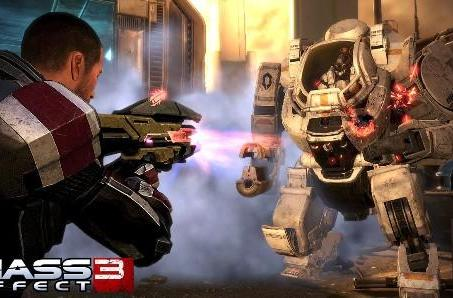 Mass Effect 3 DLC 'From Ashes' drifts down to Xbox Marketplace